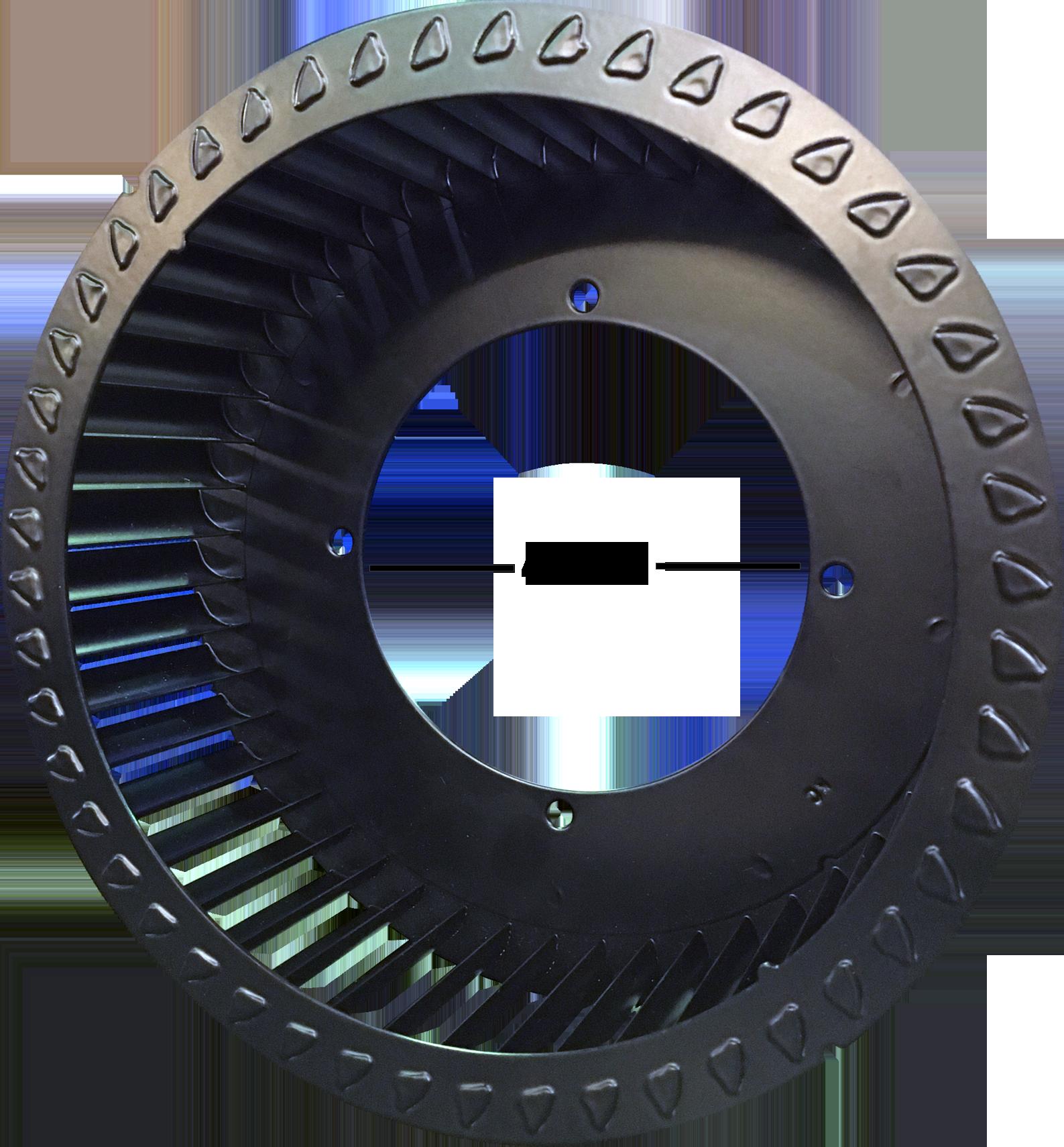 Blower Fan for 8 KSI Quiet Diesel Generator