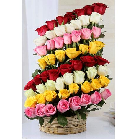 Bangalore Flowers Miracle Basket