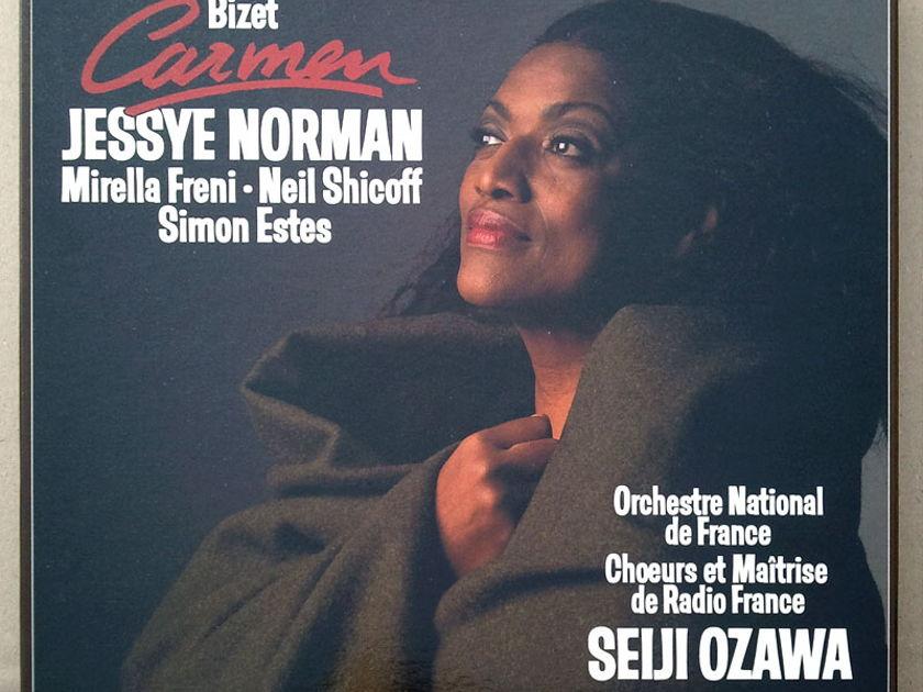 PHILIPS Digital   OZAWA/BIZET - Carmen / 3-LP / NM