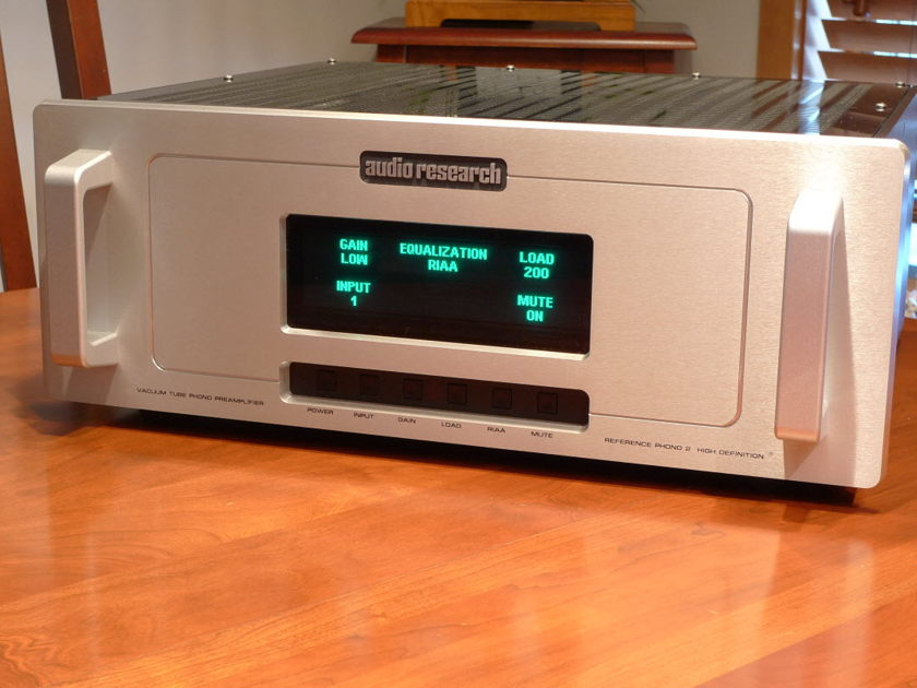 Audio Research Reference Phono 2  Phono Stage