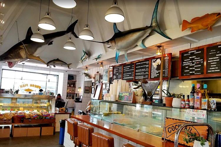 Bear Flag Fish Co Newport Peninsula