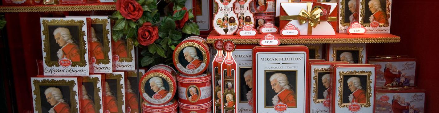 Зальцбург — город Моцарта и барокко