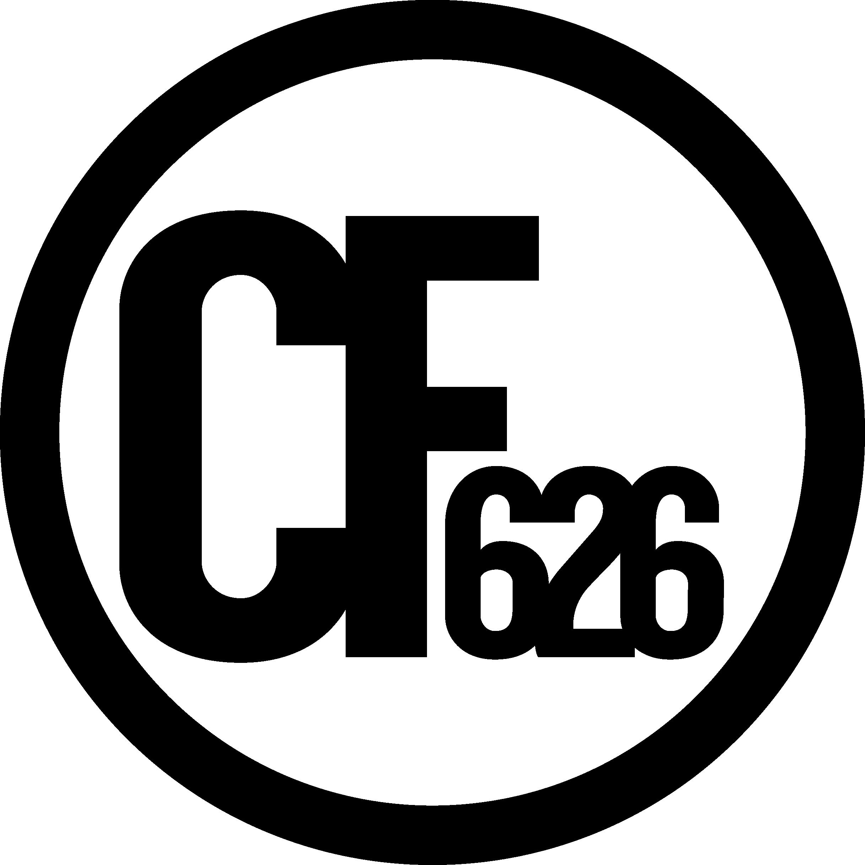 CrossFit 626 logo