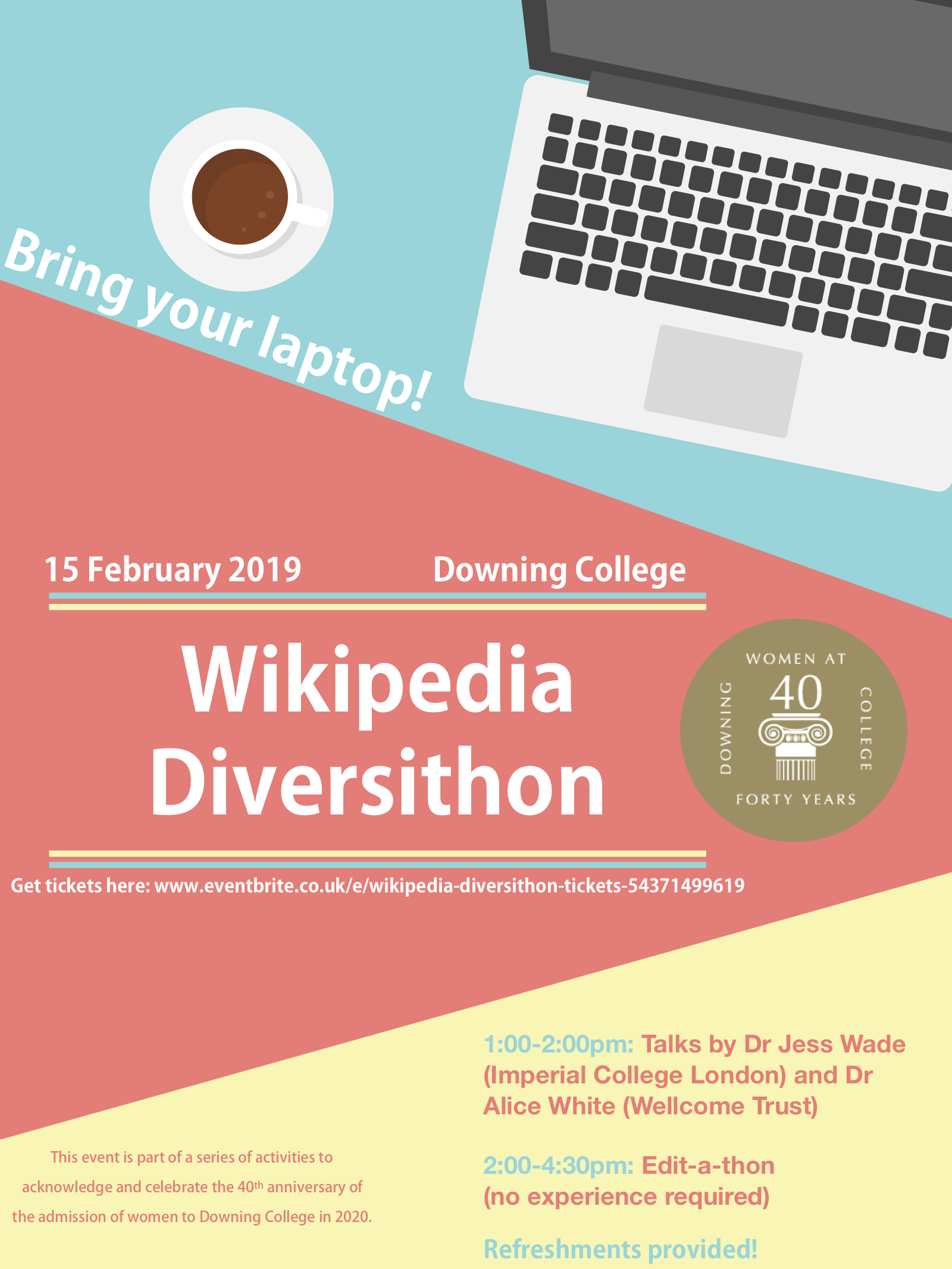 Wikipedia Training Event