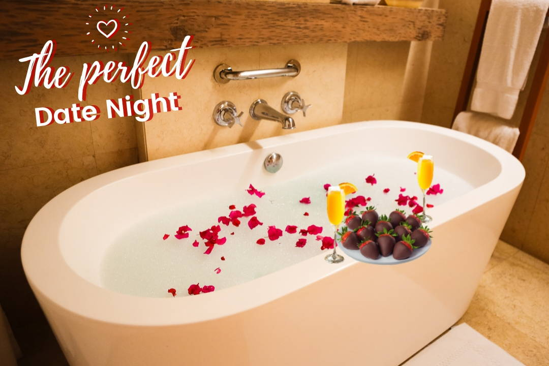 Couples Bath for Valentine's Day Spa Special from Thai-Me Spa in Hot Springs, AR