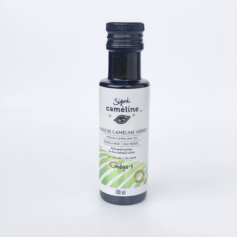 huile caméline