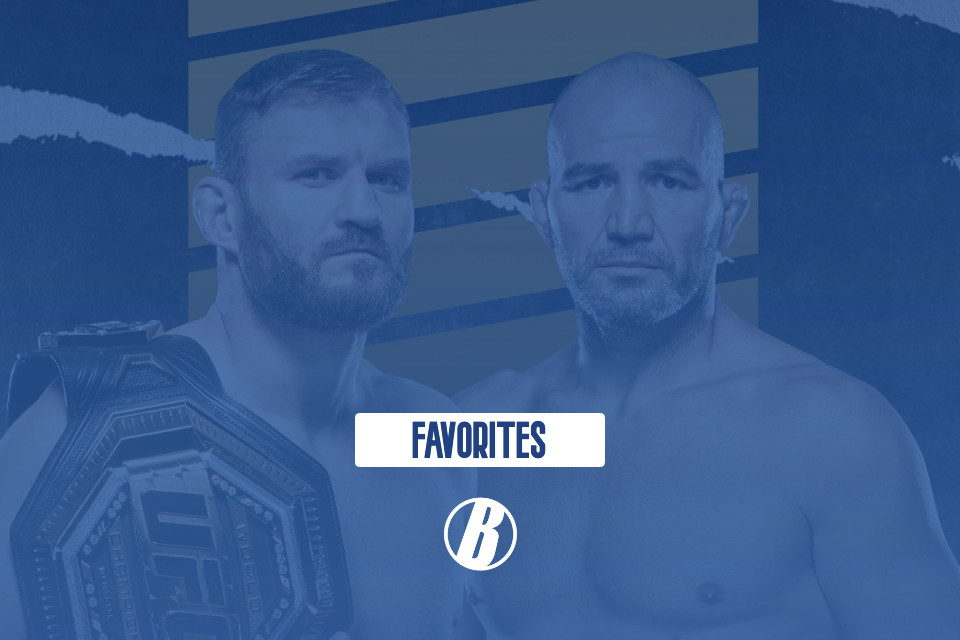 UFC 267: Blachowicz Heavily Favored To Retain Light-Heavyweight Title