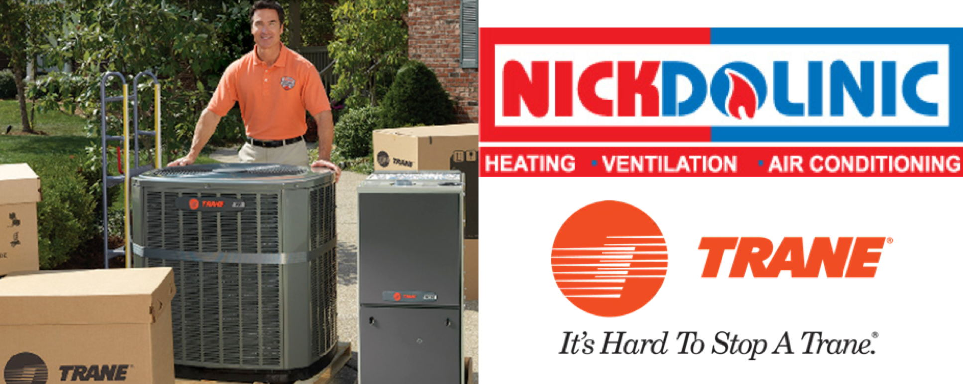 Nick Dolinic Heating & Cooling