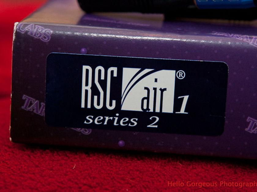 Tara Labs RSC Air 1 Series 2 interconnect XLR 1.0 meter
