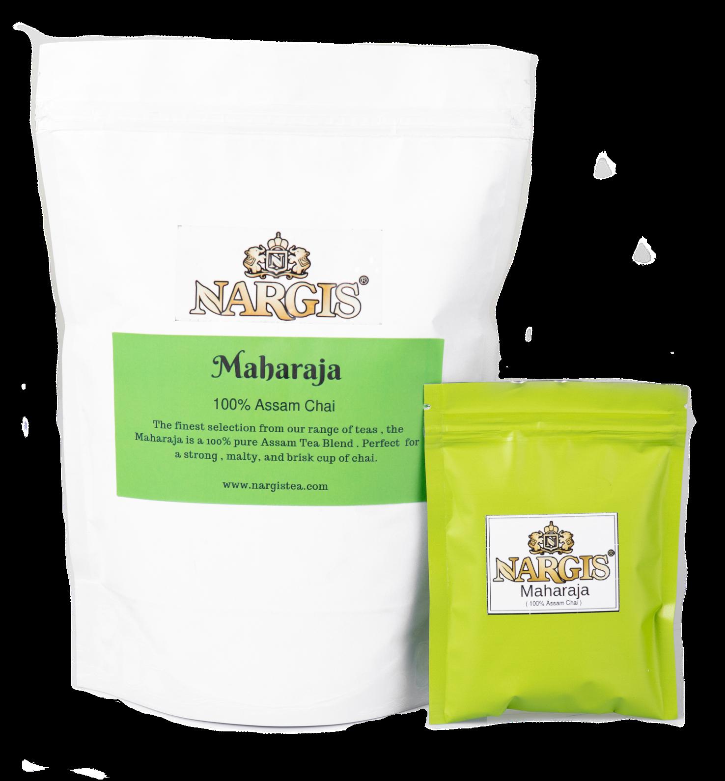 Chai's - blends for milk tea – Nargis