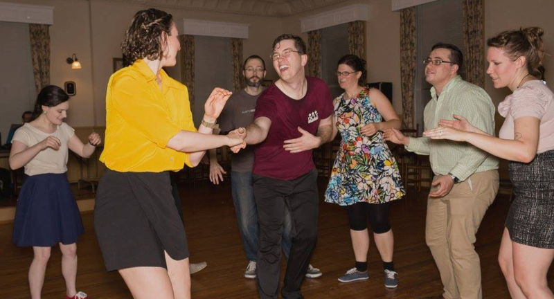 Beginner Swing Dance Lesson