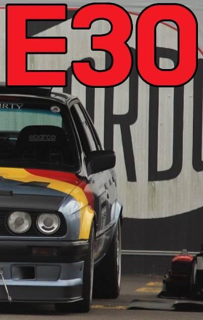 BMW E30 MODEL FITMENT