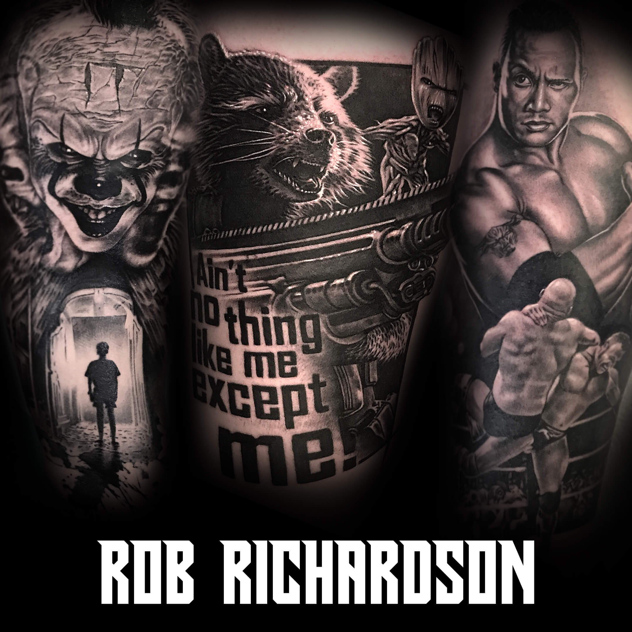 Rob Richardson Pro Series Set