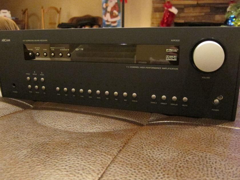 Arcam AVR300 Surround Receiver