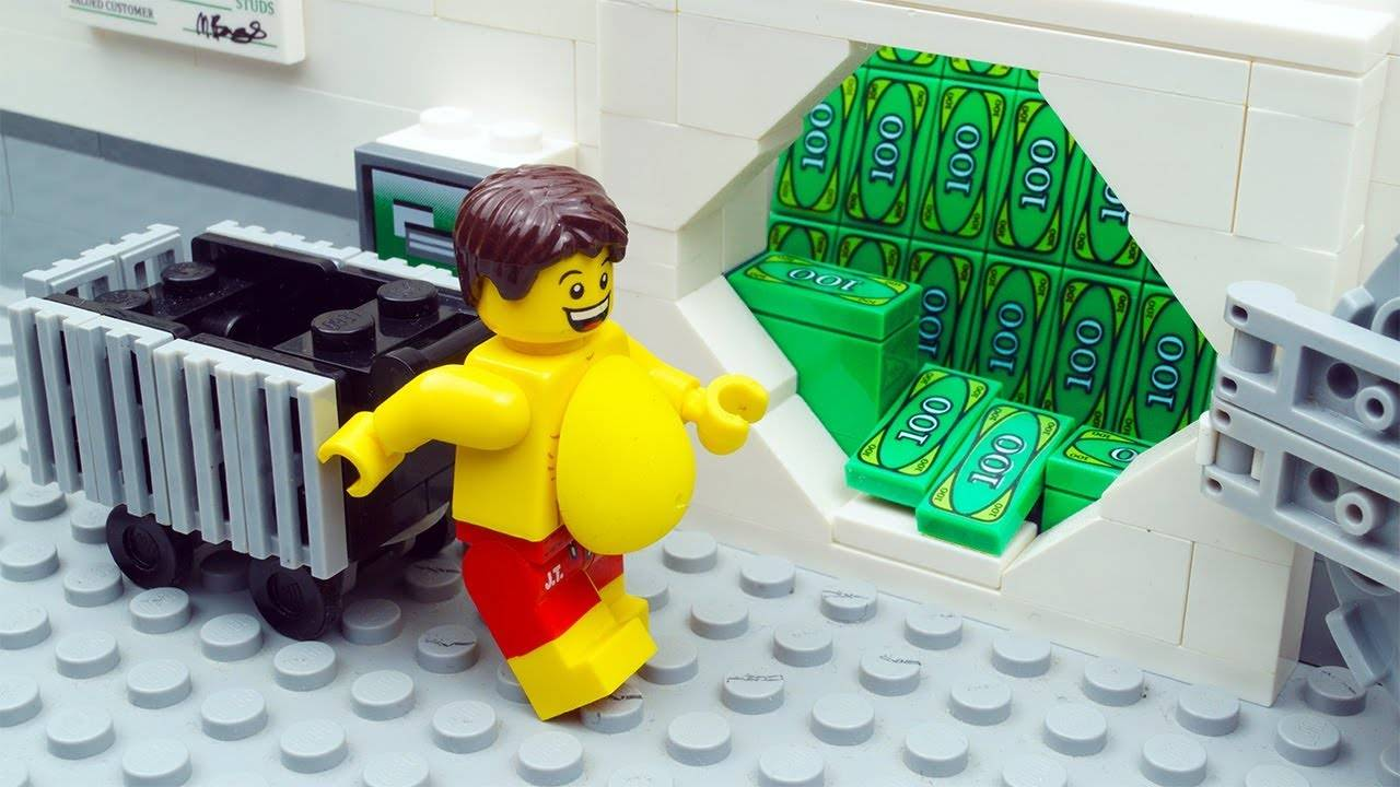 make money with lego