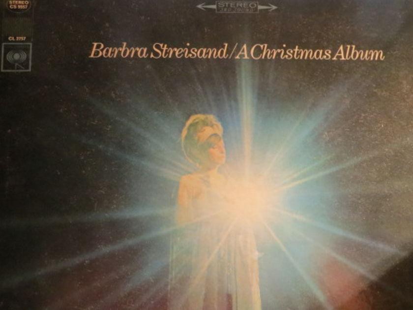 Barbra Streisand - A CHRISTMAS ALBUM CHRISTMAS MUSIC