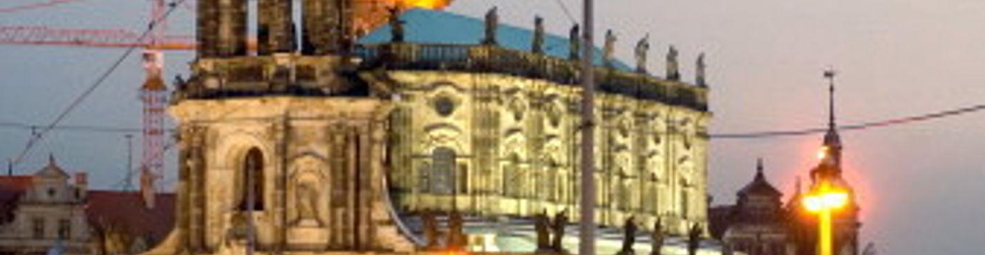 Экскурсия из Берлина в Дрезден на 2, 4 и 6 Января 2015 года