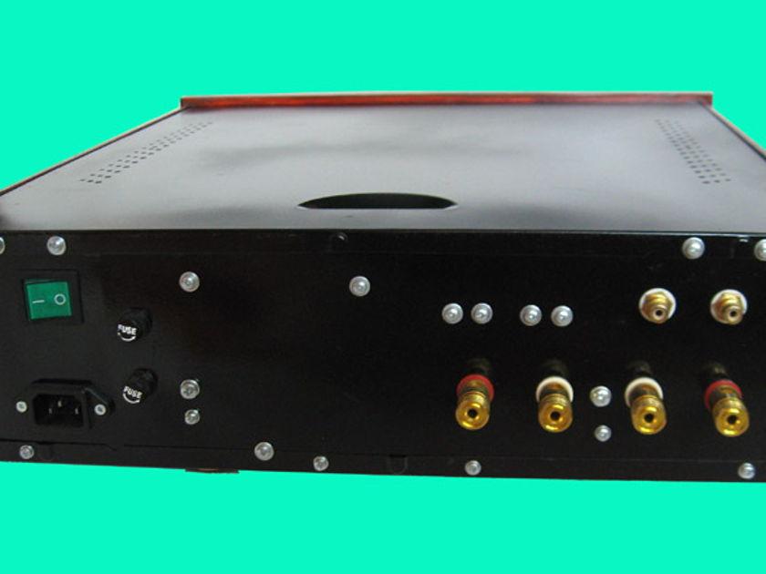 Trakt Kunashirskogo Transistor integrated linear power amplifier  Hi-End device assembly 2011