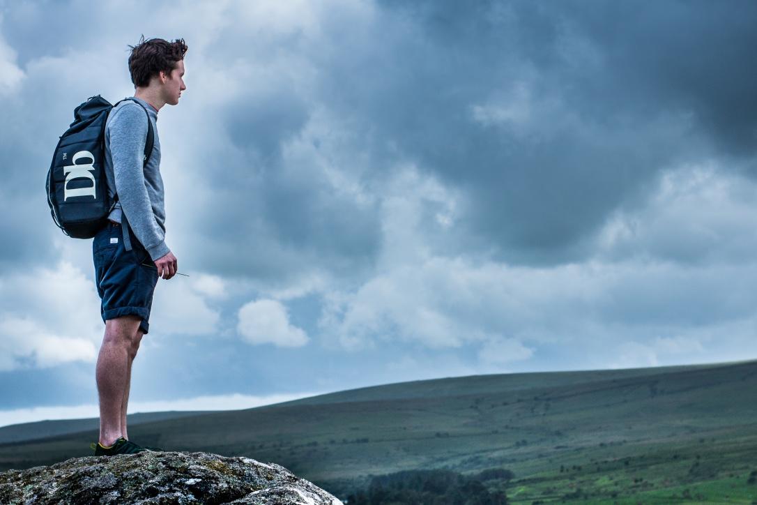 Walking in Dartmoor