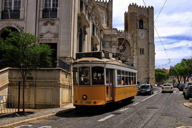 Лиссабон. Классический обзор!
