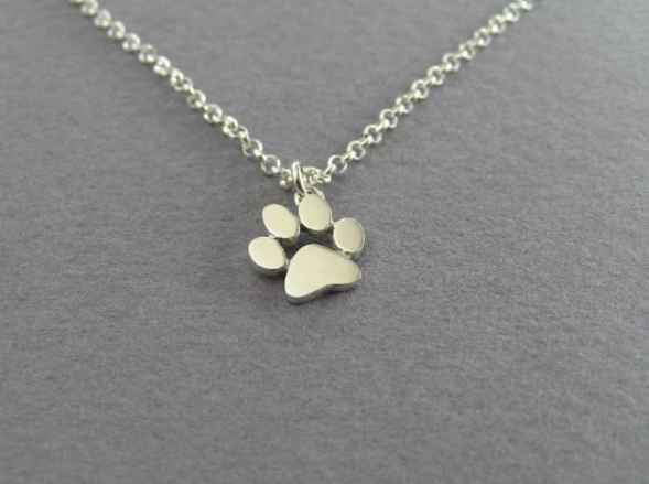 Paw Print Jewelry Collection