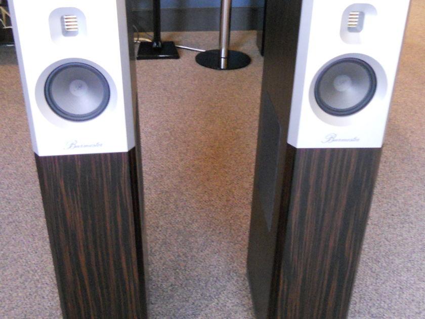 Burmester B30 floorstanding loudspeakers