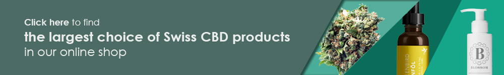 Click here to find the largest choice of Swiss CBD products in our online shop
