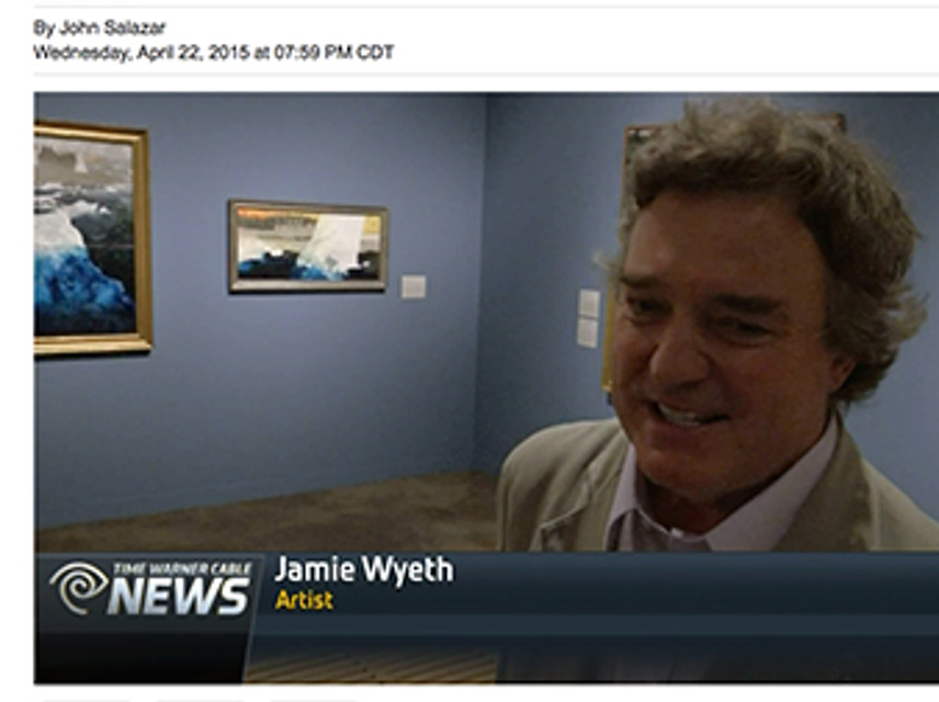 Spectrum Local News, Jamie Wyeth