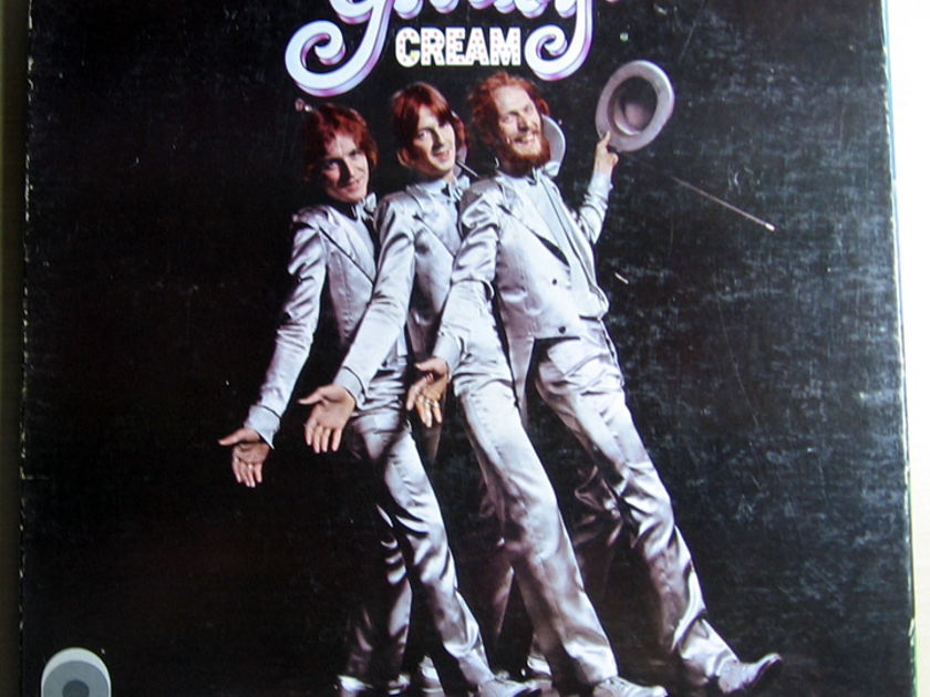 Cream - Goodbye - Original 1969  ATCO Records SD 7001