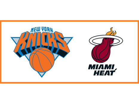 Game On! NY Knicks vs. Miami Heat