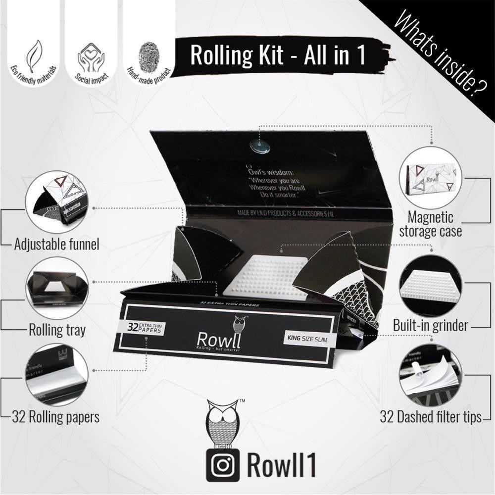 Rowlls Rolling Paper Tool