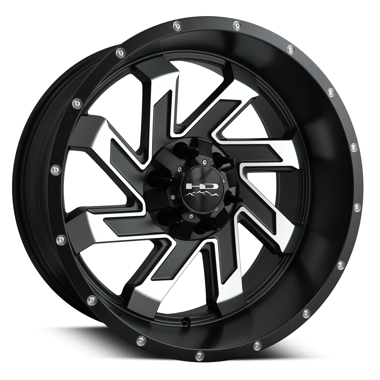 Shop the HD Off-Road Wheels SAW Online for Truck & Jeep Models