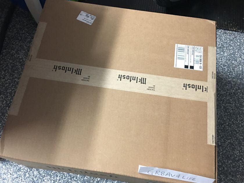 McIntosh C2600 Tube Preamplifier Brand New in Box