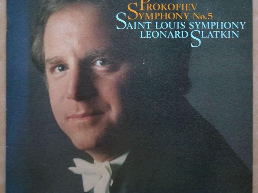 RCA Digital   SLATKIN/PROKOFIEV - Symphony No. 5 / NM