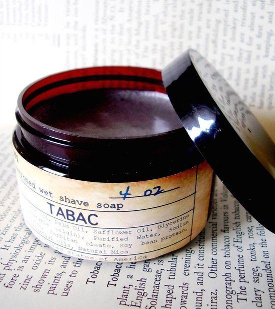 Shave-soaptabac