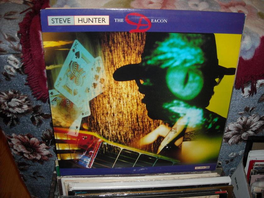 Steve Hunter - The Deacon I.R.S.  LP  (c)