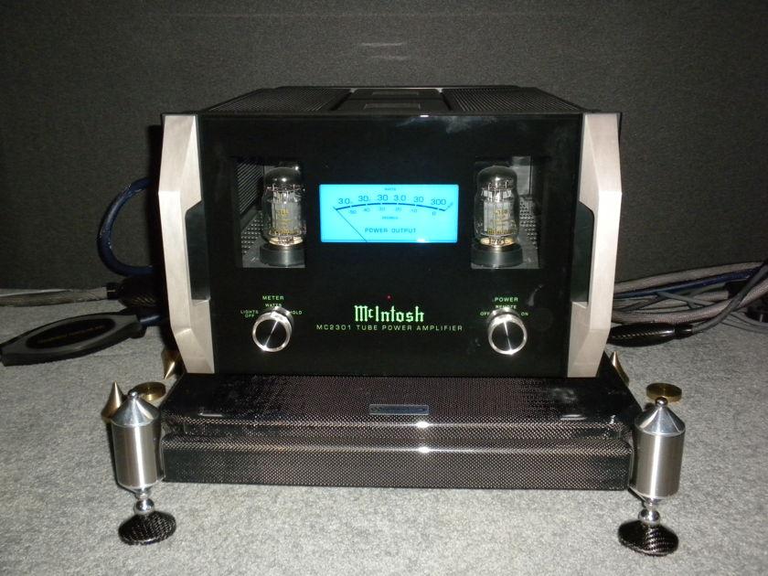 McIntosh MC2301 Mono Amps