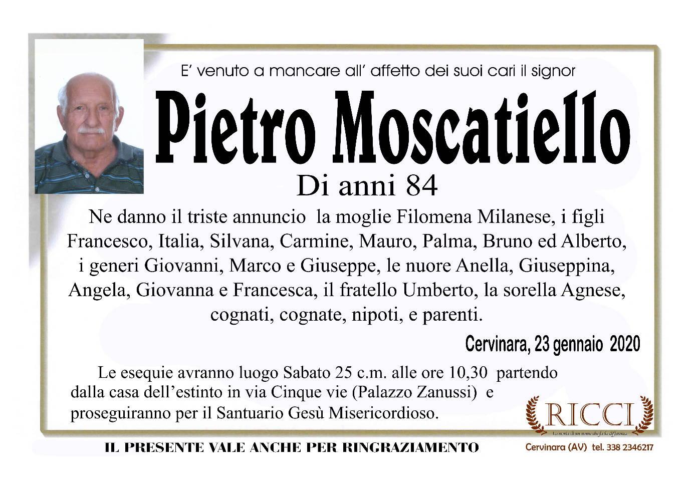 Pietro Moscatiello