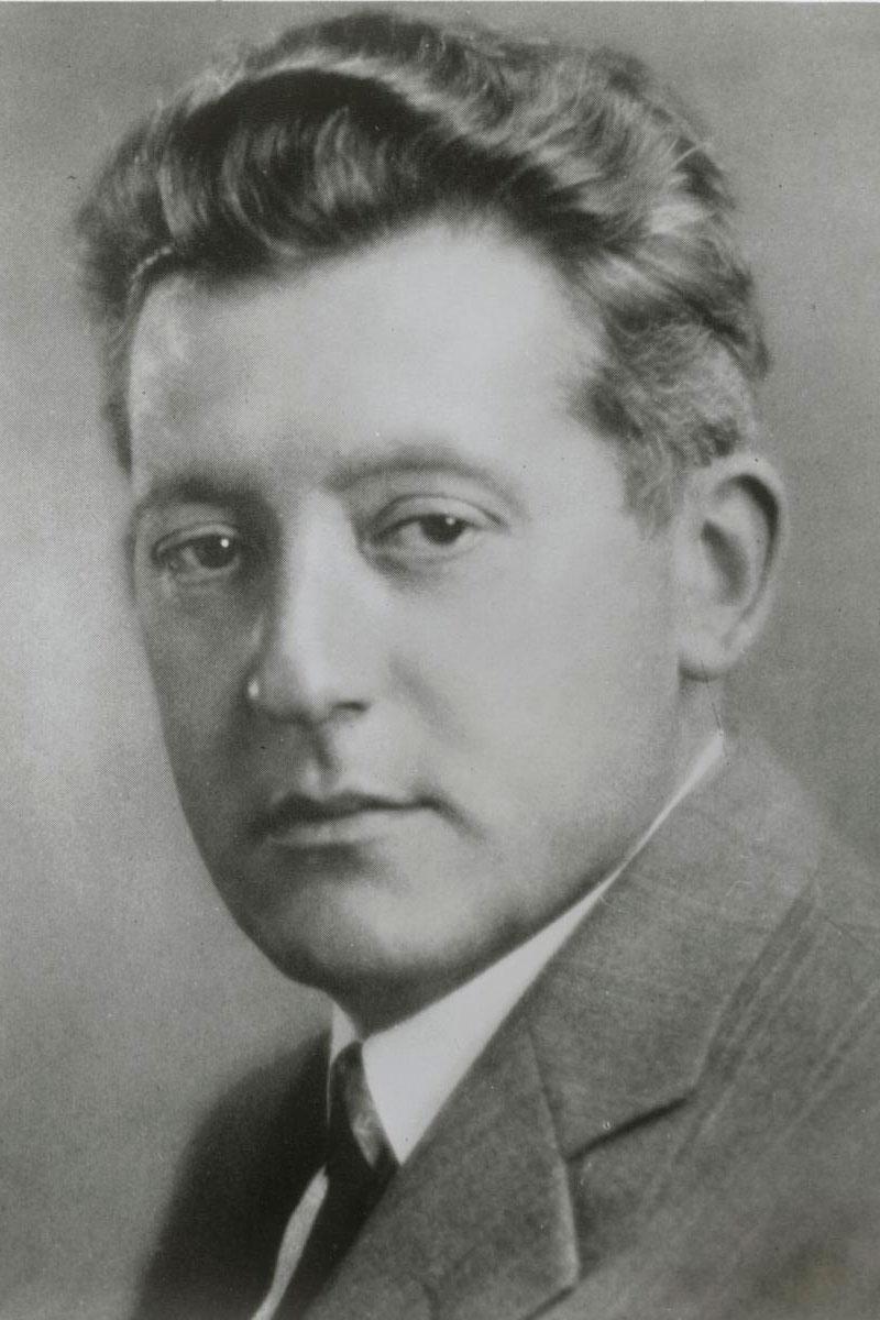 Artur Rodziński - Cortesía de LA Phil Archives
