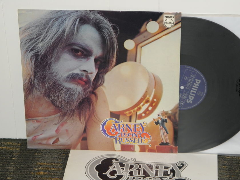 Leon Russell - Carney HOLLAND IMPORT Philips 6369 110 GLOSS Cover