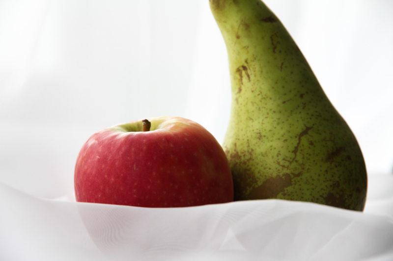 Blog: Appels en peren
