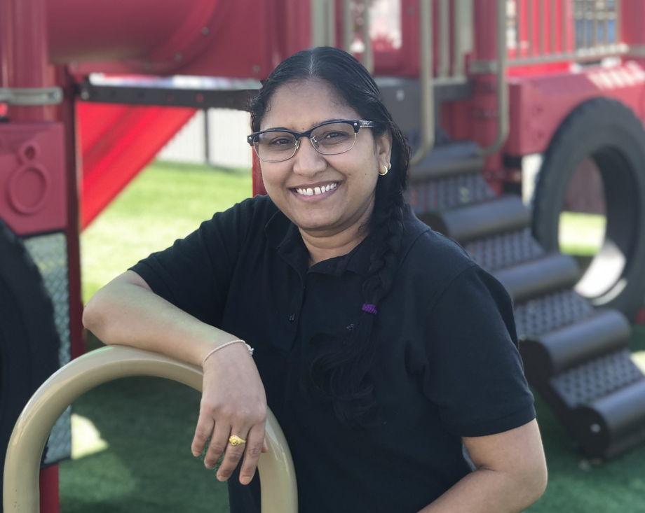 Jhansi Rani Duddupudi , Teacher