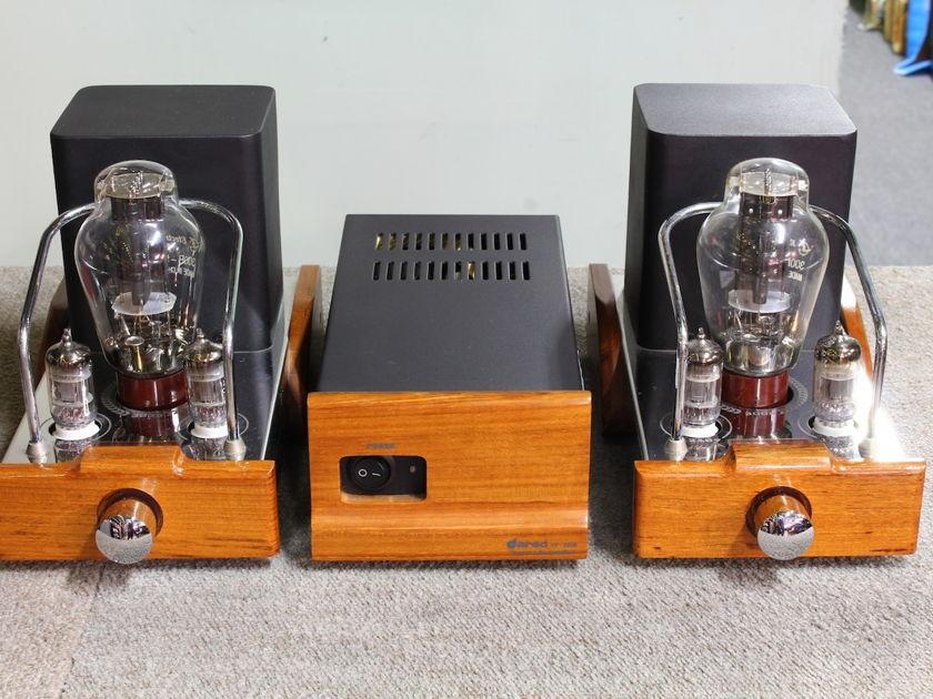 Dared VP-300B momoblocks 2016 new 300B SET,w  phono stage