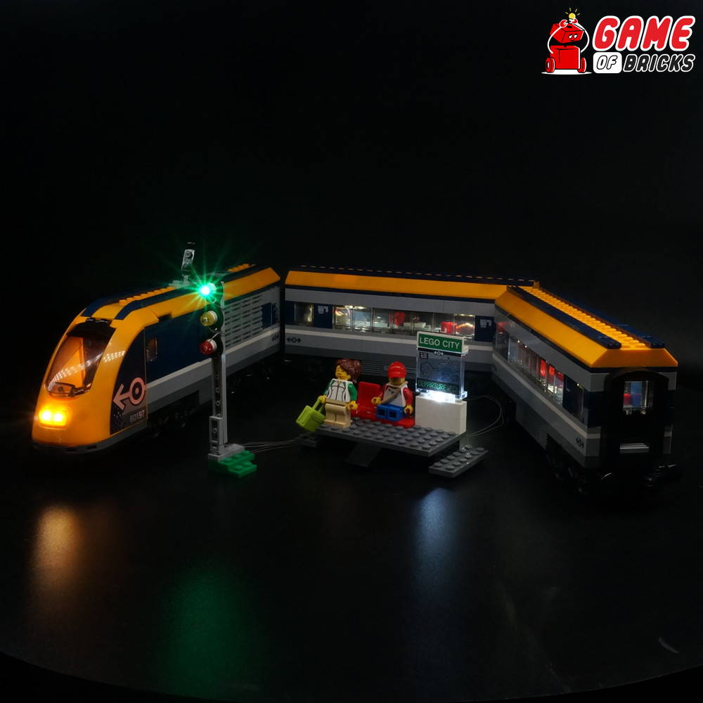 lego train lights
