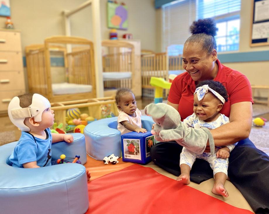 Ms. Braxton , Older Infant Teacher