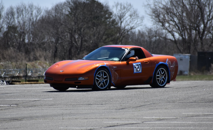 NYR SCCA Solo #3