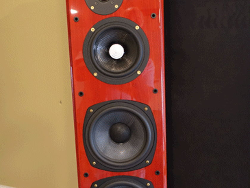 Reference 3A Grand V updated mid drivers  with high end TTSoundPoints