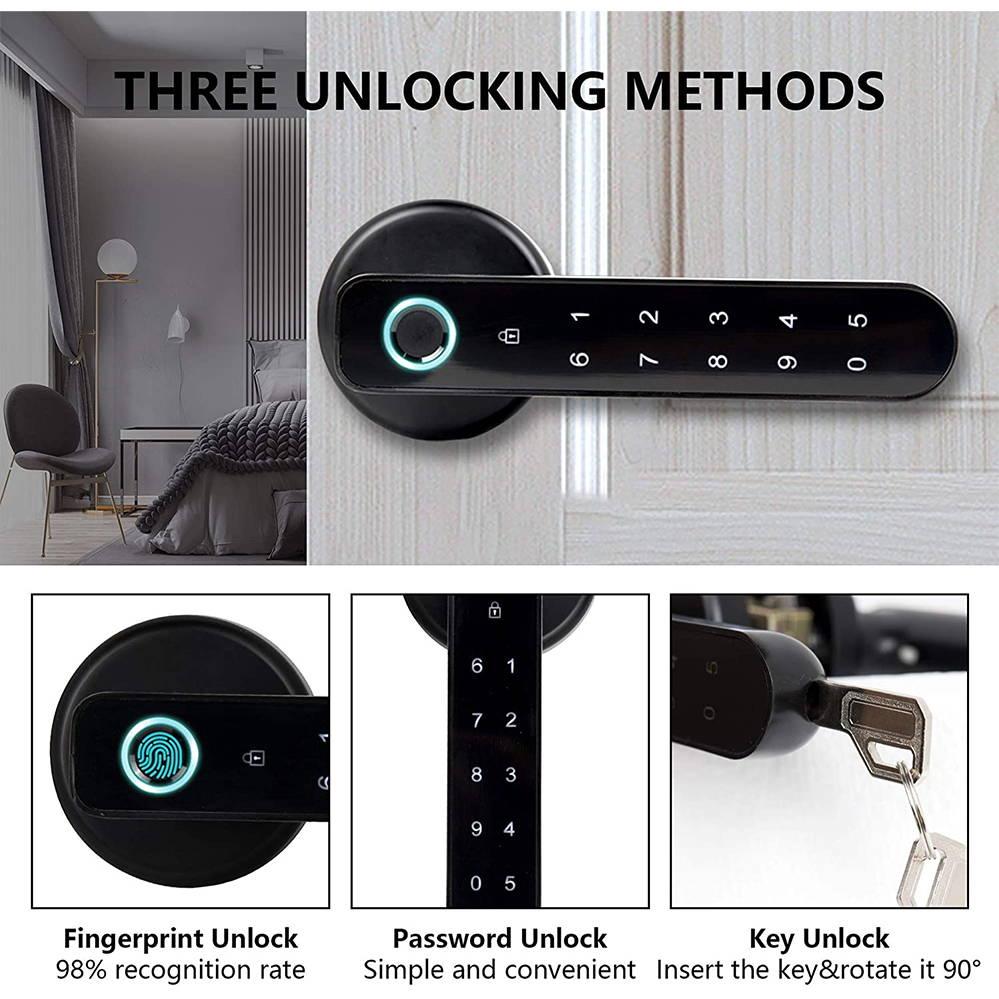 fingerprint deadbolt fingerprint smart lock thumbprint door lock fingerprint door handle best fingerprint door lock fingerprint front door lock