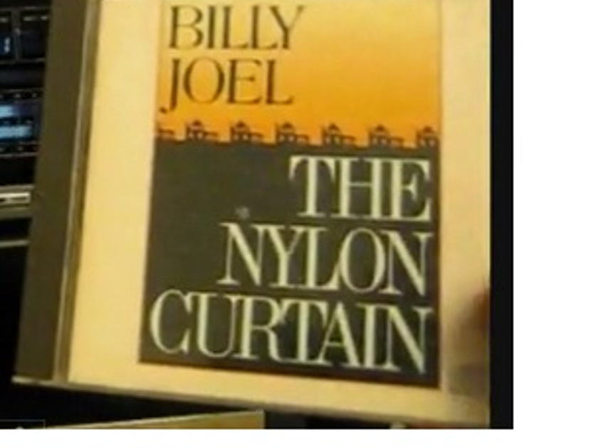 Billy Joel -  - The Nylon Curtain (Japan 35DP gold face, 1st edition)