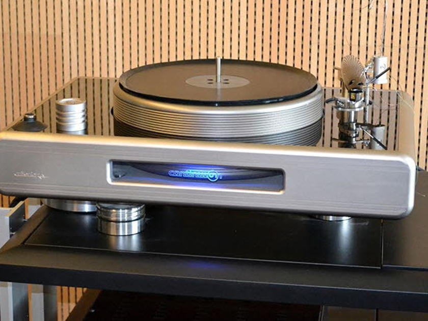 Continuum Criterion Turntable with copperhead arm